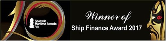 Ince & Co wins Ship Finance Award at 10th Seatrade Maritime Awards Asia